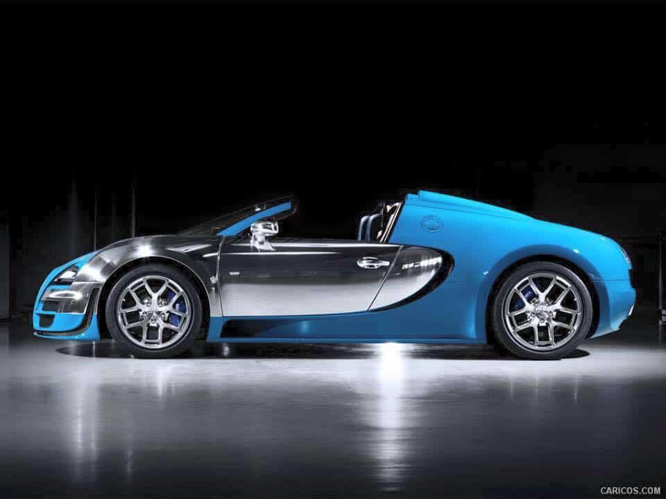 Bugatti Veyron Grand Sport Vitesse 4