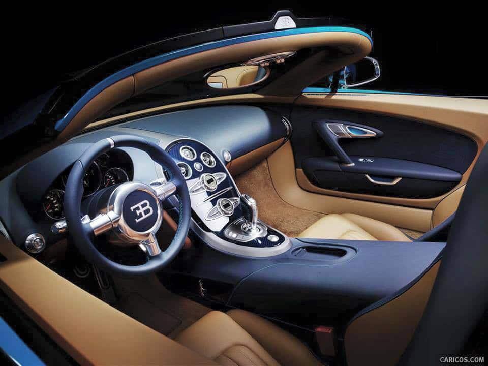 Bugatti Veyron Grand Sport Vitesse 5