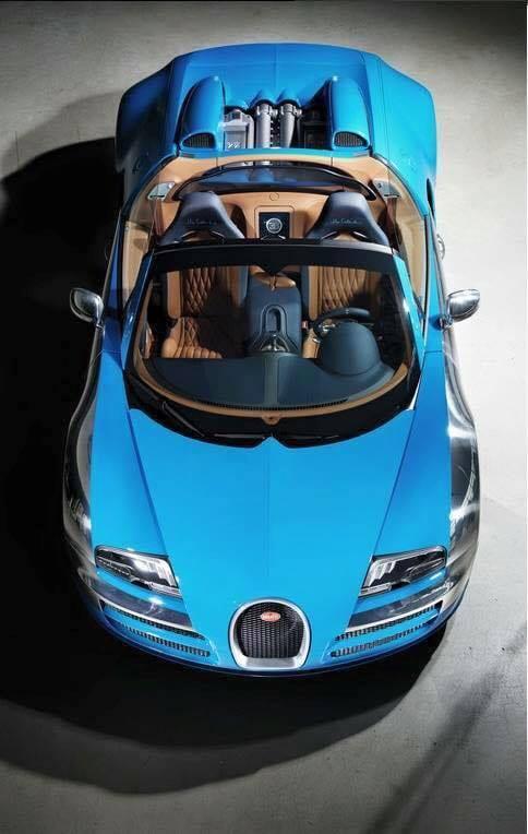 Bugatti Veyron Grand Sport Vitesse 6