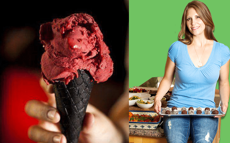 Discover How To Make Easily Red Velvet Ice Creams! and Family Friendly Burning Meals