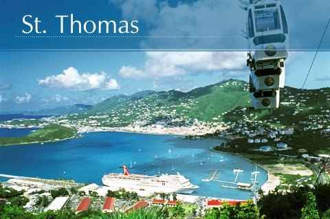 vacation in St. Thomas without having to be concerned with the price