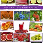 Best Low Sugar Fruits For Healthier Juicing Infographic