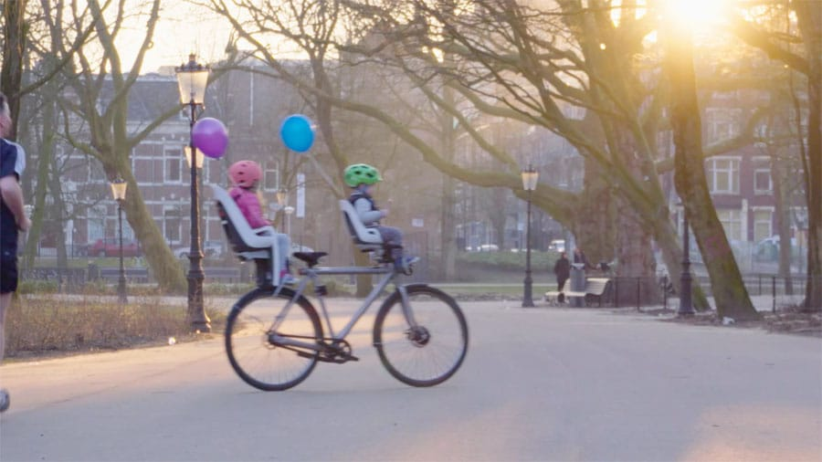 Google Self-driving Bicycles