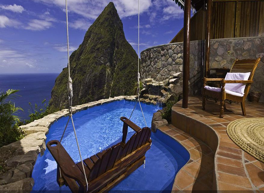 Ladera Resort swing