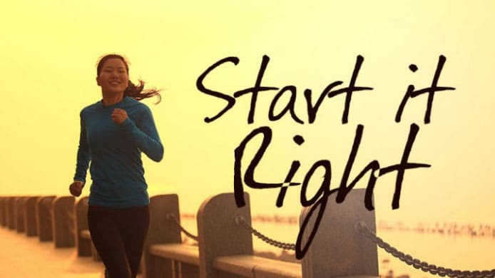 START YOUR LIFE RIGHT