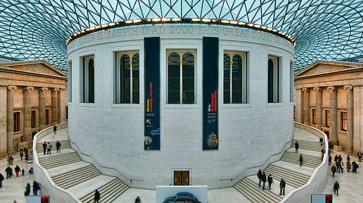 4 Art Museums in London England