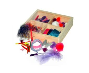 Box, Crafts Ideas And Activities For Kids In Rainy Day