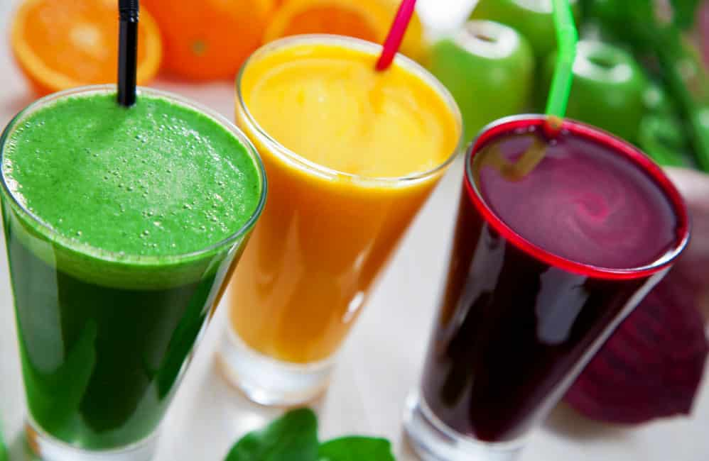 5 Reasons to Detox with a Juice Fast