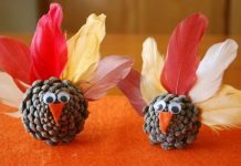 Thanksgiving Arts And Crafts For Kids