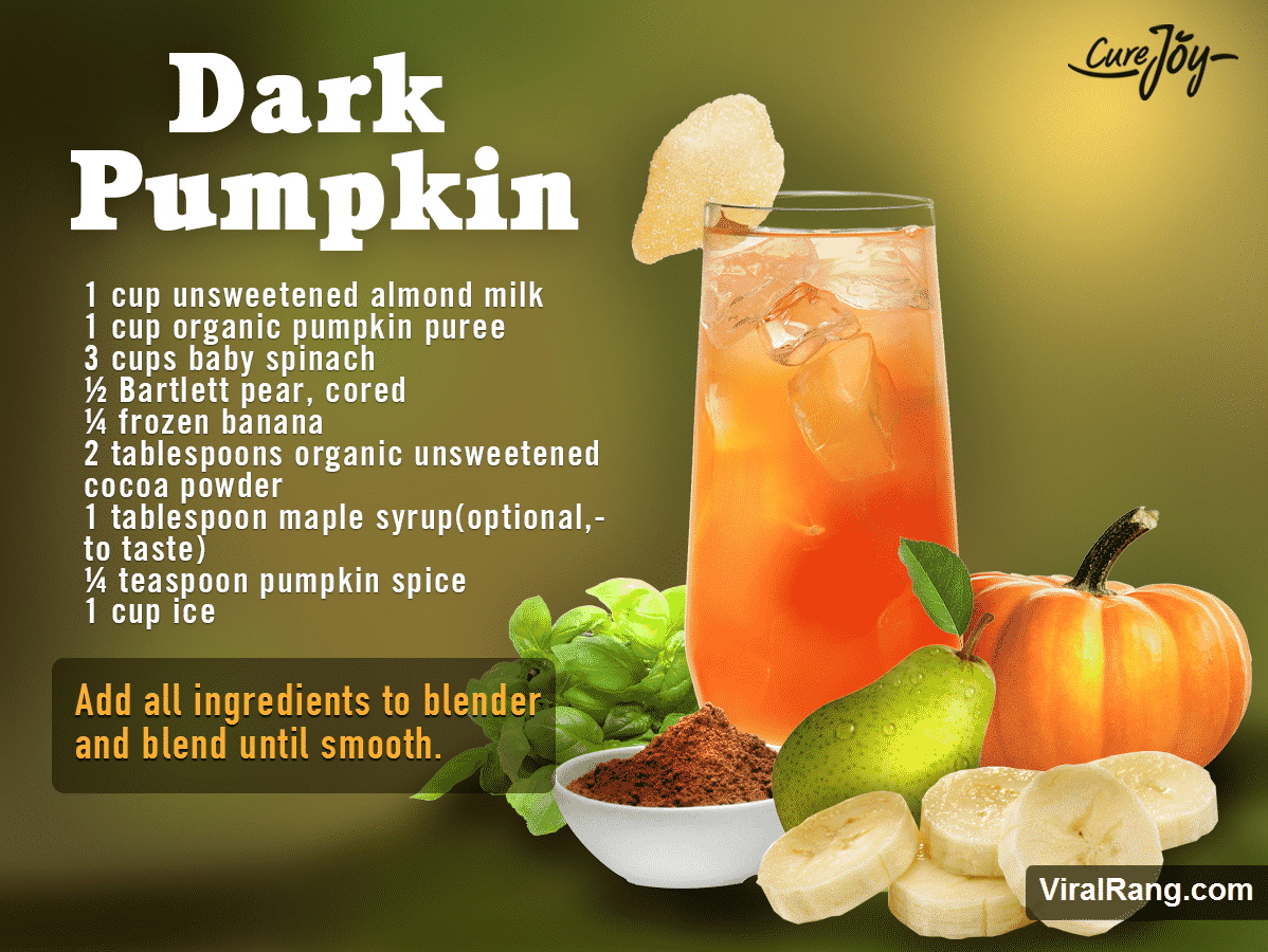 The Dark Pumpkin Juice
