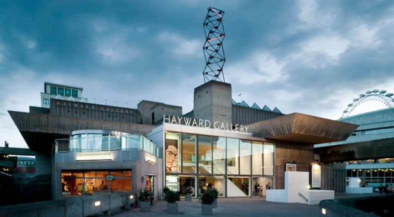 The Hayward Gallery Museum