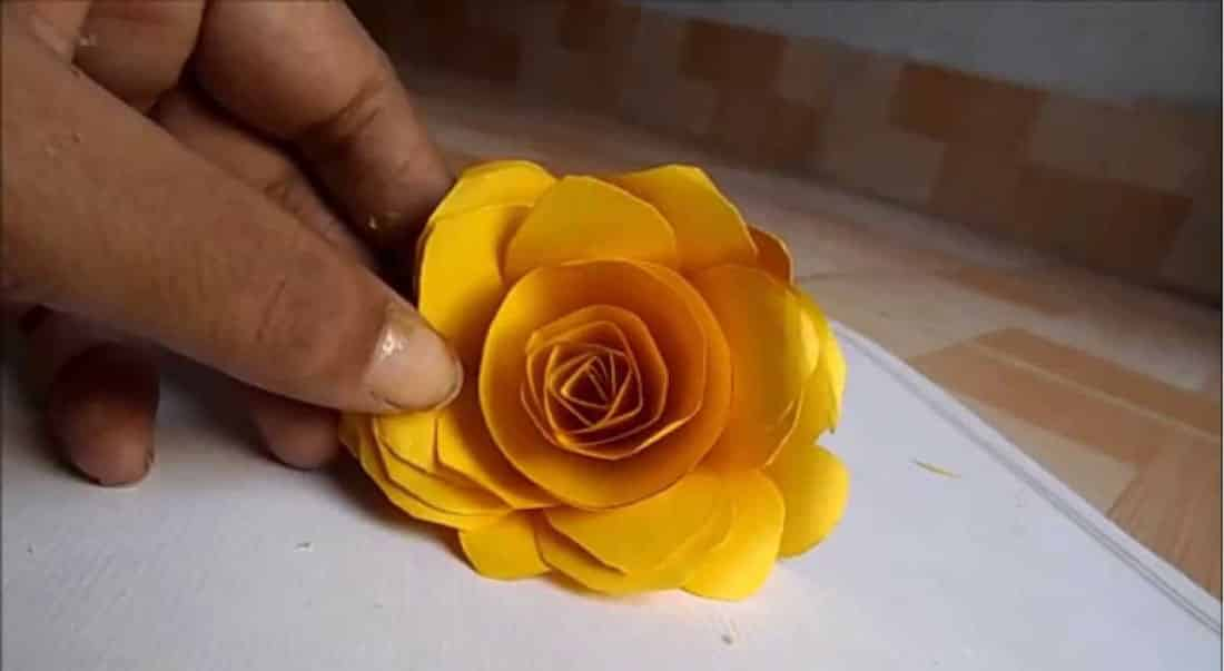 Making Your Own Paper Craft