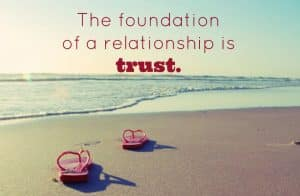 Lack of Trust In A Relationship