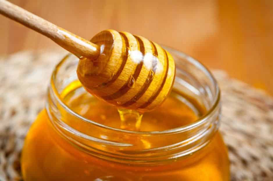 Honey immediate relief for cough and respiratory infection