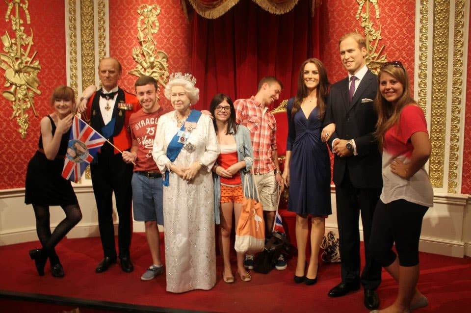 Madame Tussaud's for Families