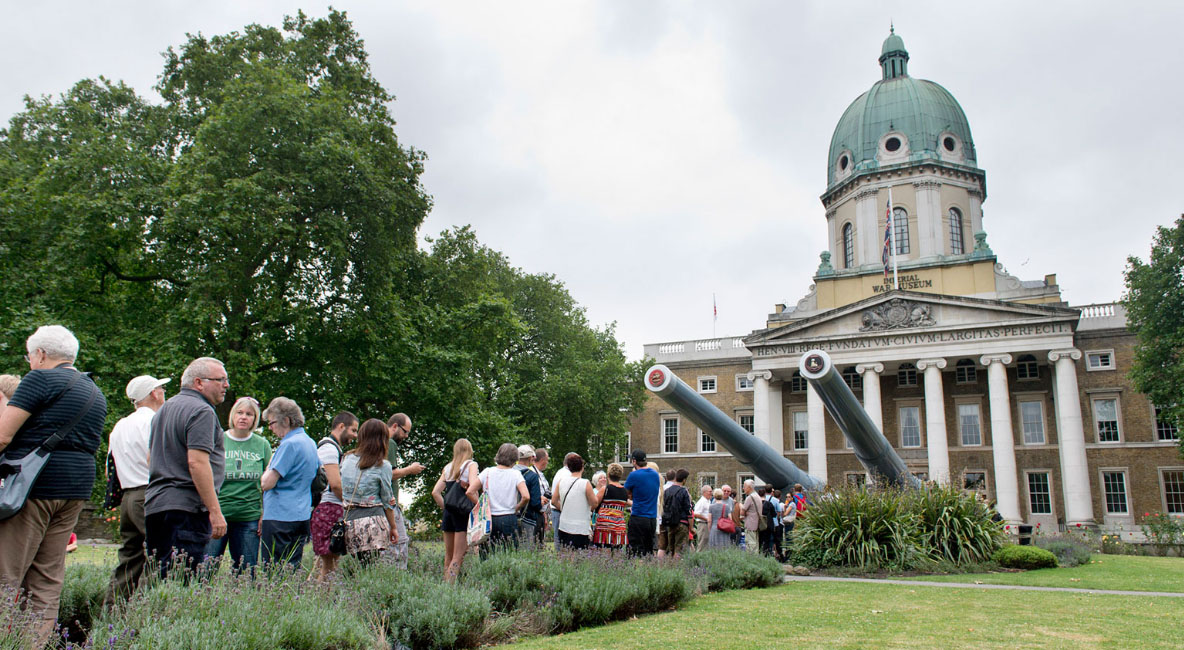 The Imperial War Museum for Families