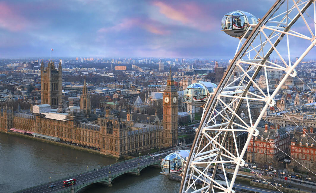 The London Eye for Families