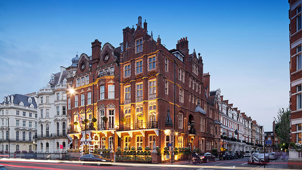 5 top rated hotels in london england viral rang for Best boutique hotels uk