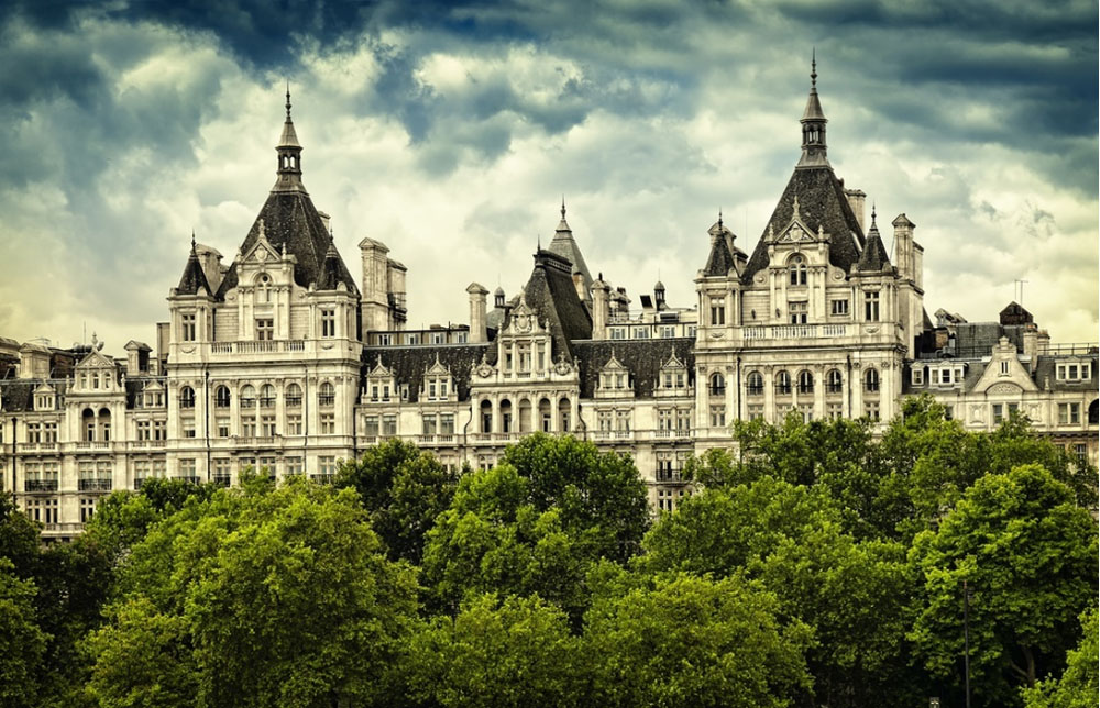 The Royal Horseguards london