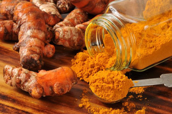 Turmeric an anti-cancer agent that helps treat sprains and swelling, and make skin better