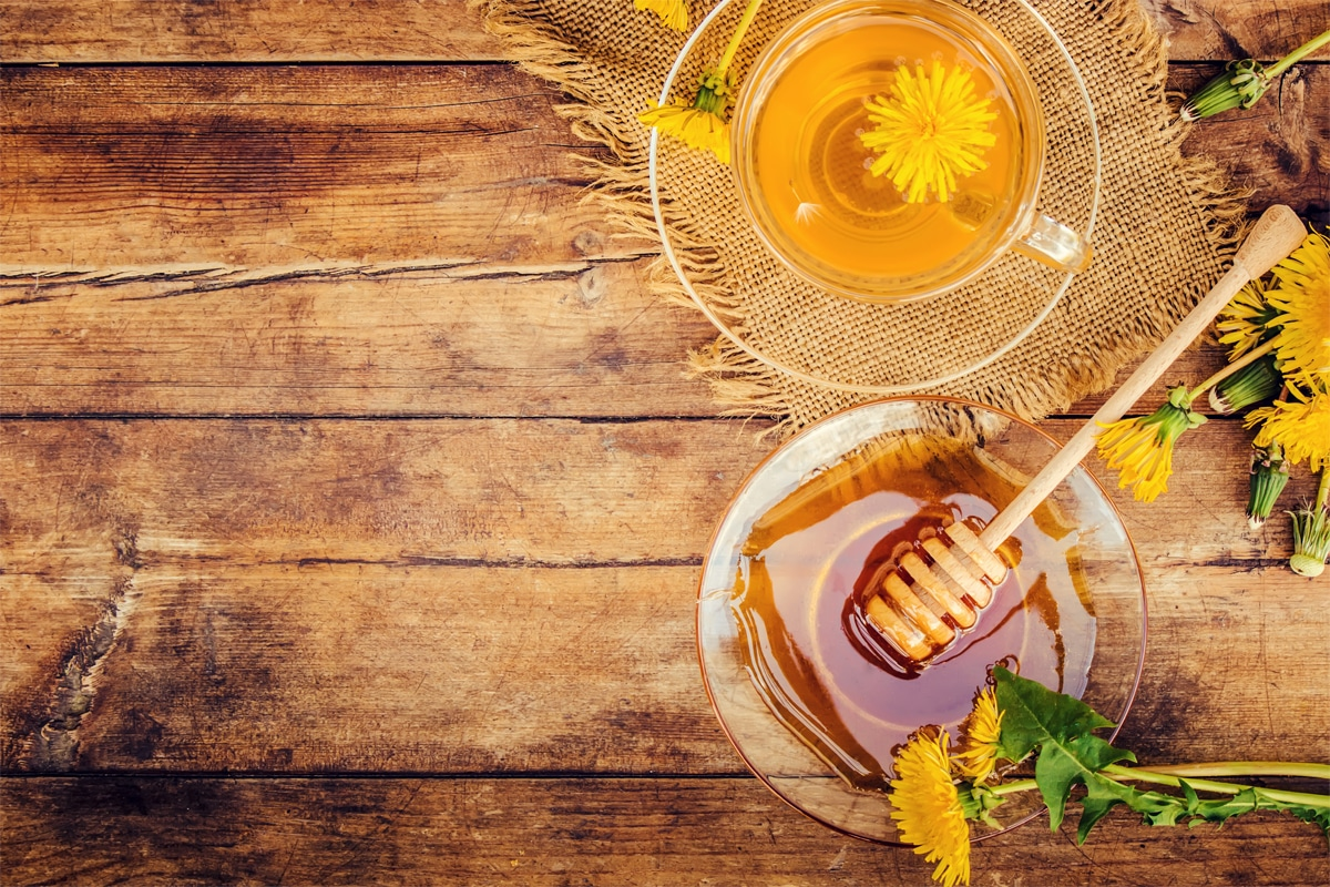 Honey: immediate relief for a cough and respiratory infection