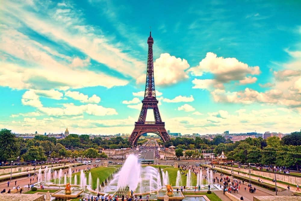 Day Tours From Paris France