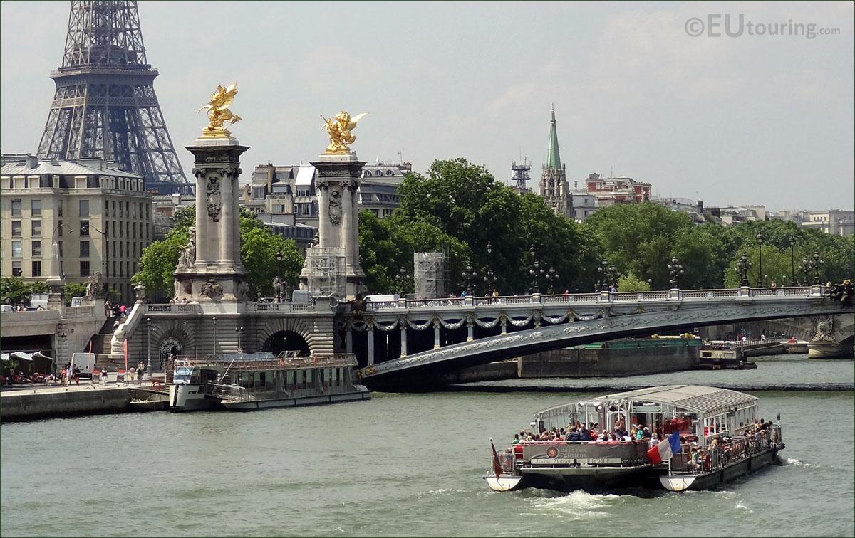 Bateaux Parisiens Paris