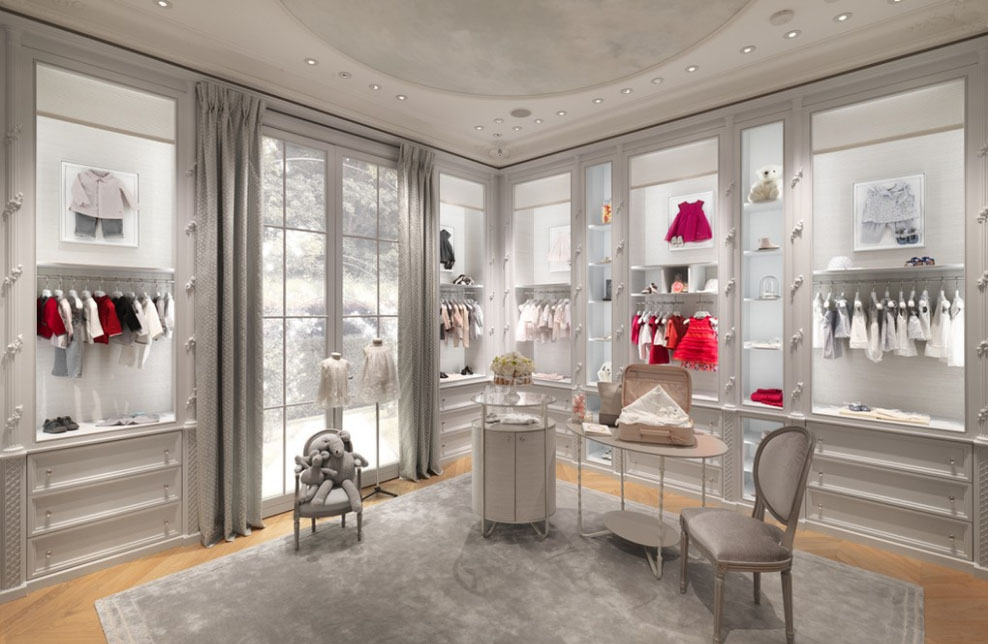 Christian Dior Store Paris