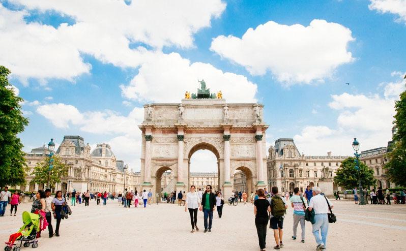 City Walks of Paris