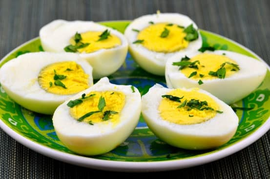 Eggs - Eggs are a great source of protein, but in addition they contain high amounts of leucine which is an important amino acid
