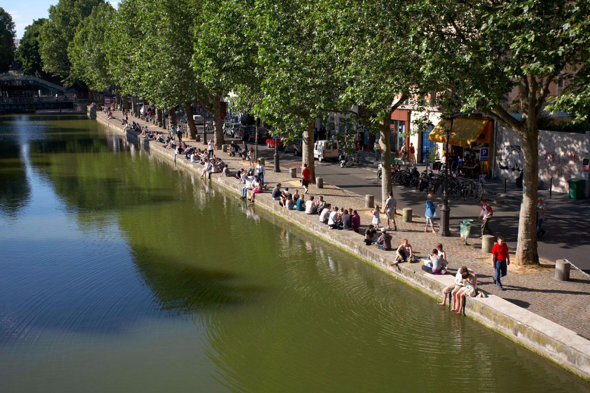 Paris Canal Cruise