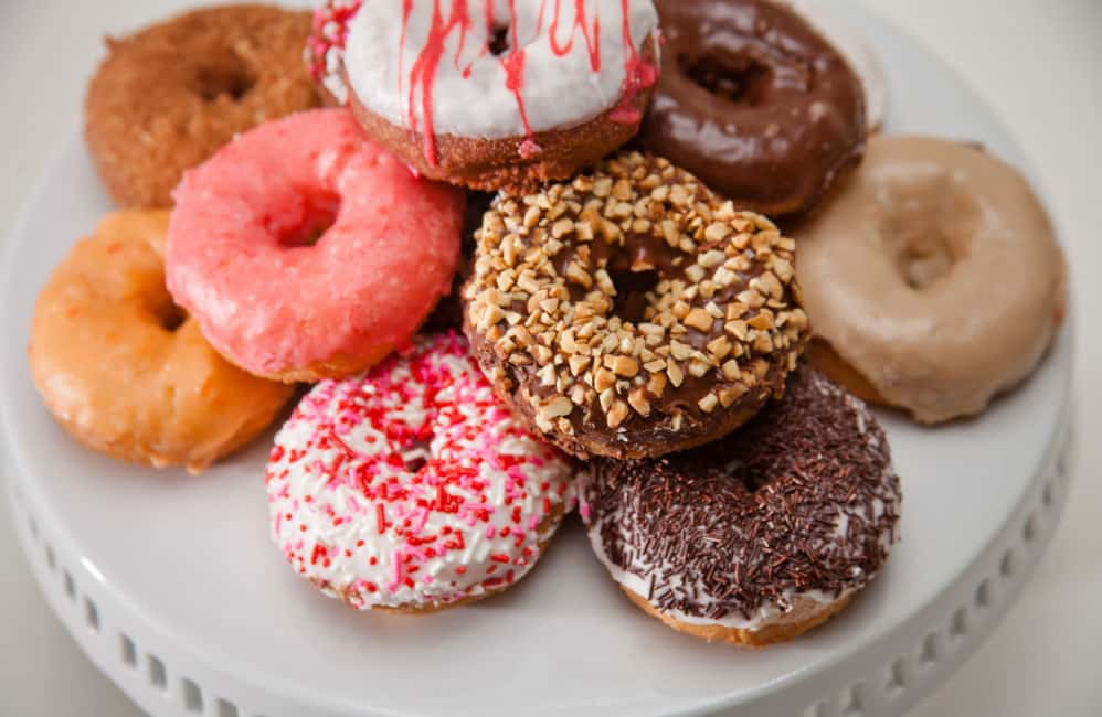 Pastries - Donuts