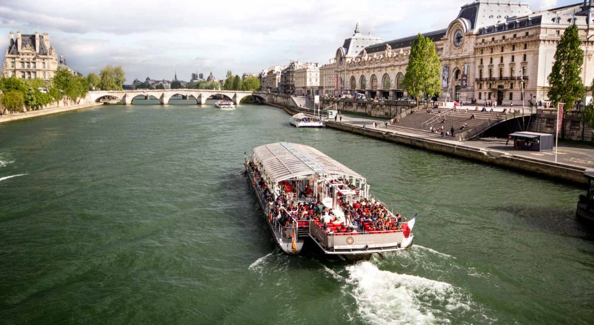 Take a Canal Cruise in Paris