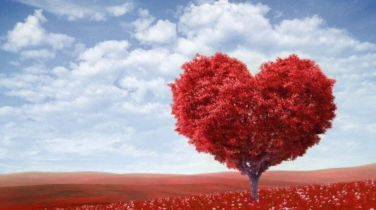 love from heart