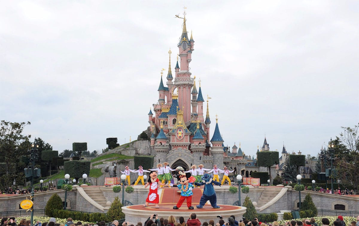 Disneyland Resort in Paris