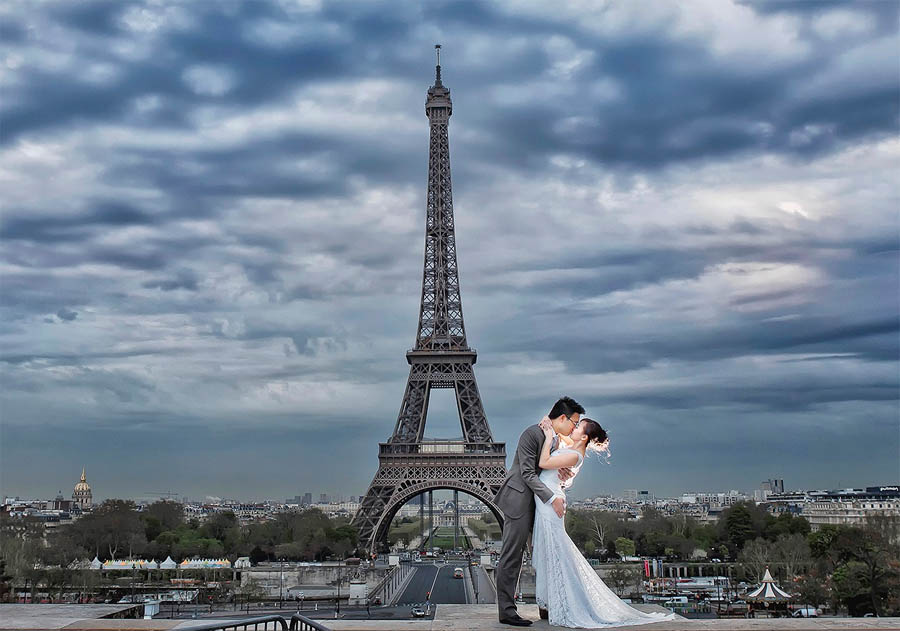 Planning Wedding in Paris