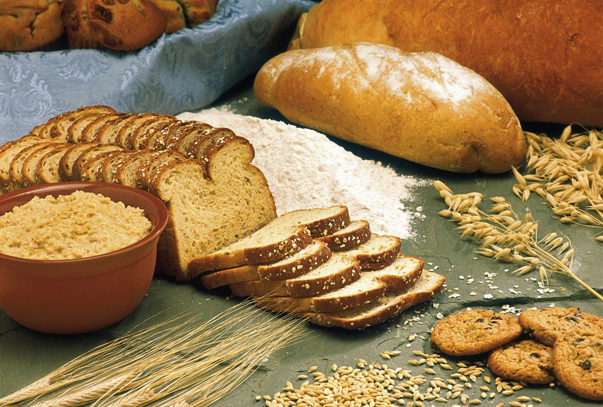 Whole Grains over Refined Grains