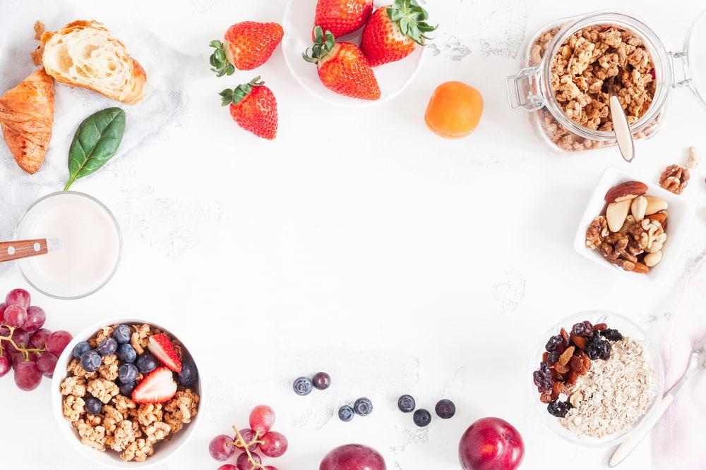 clean eating lifestyle breakfast