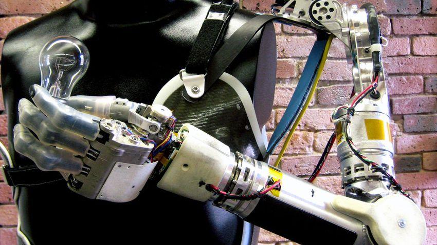 DEKA Bionic Arm