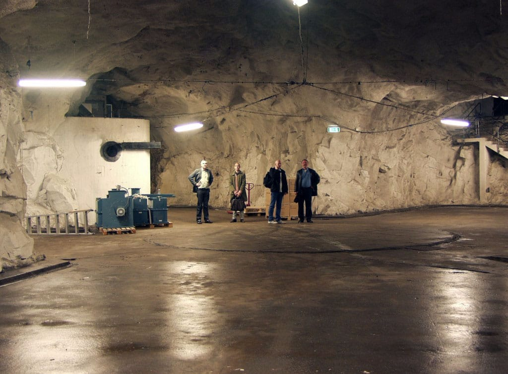 Pionen Bunker