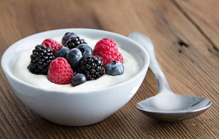 nutritionist healthy foods Yogurt