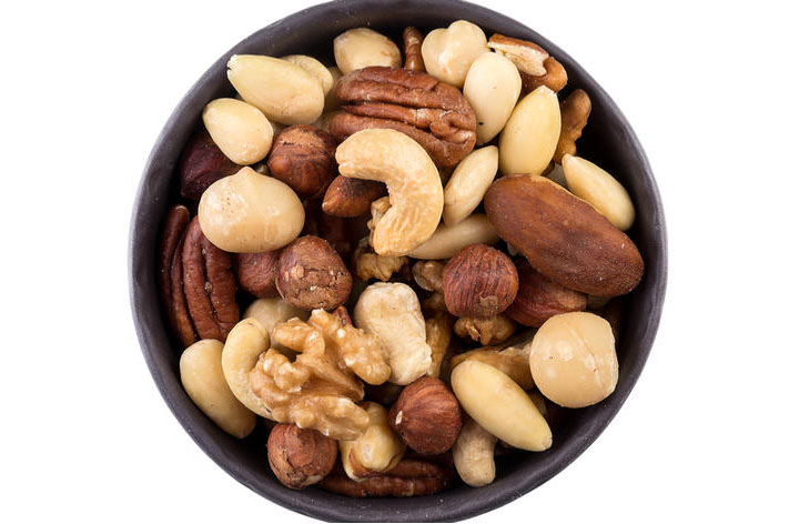 nutritionist healthy foods nuts