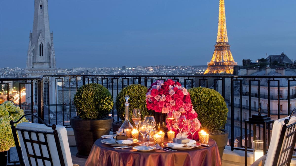 The Four Seasons George V Paris