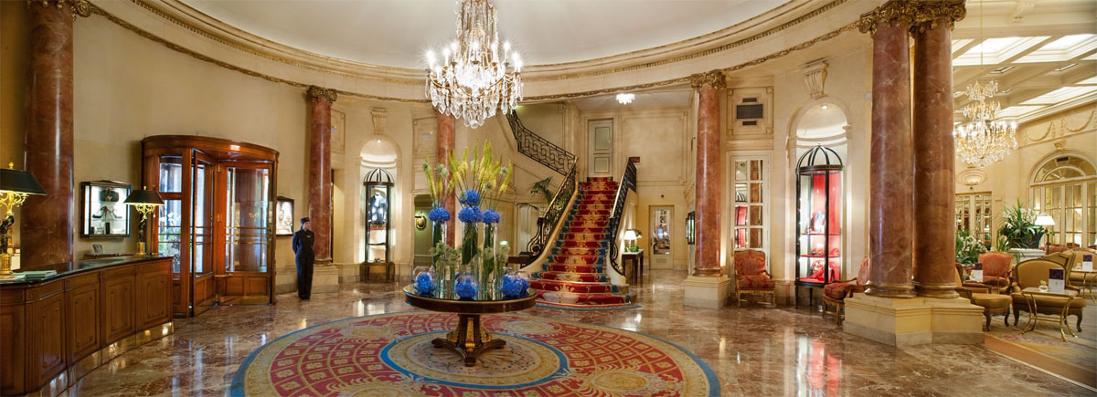 The Hotel Ritz Paris