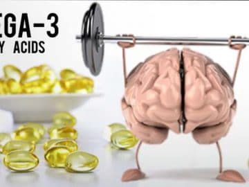 Brains with Omega 3, Building Better Brains with Omega 3