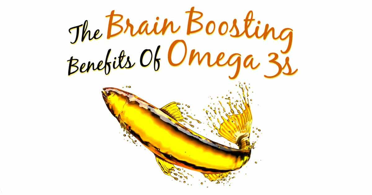 Omega‐3 Help the Body and Brain