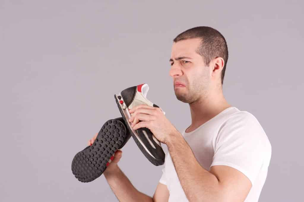 Get Rid of Shoe Odor