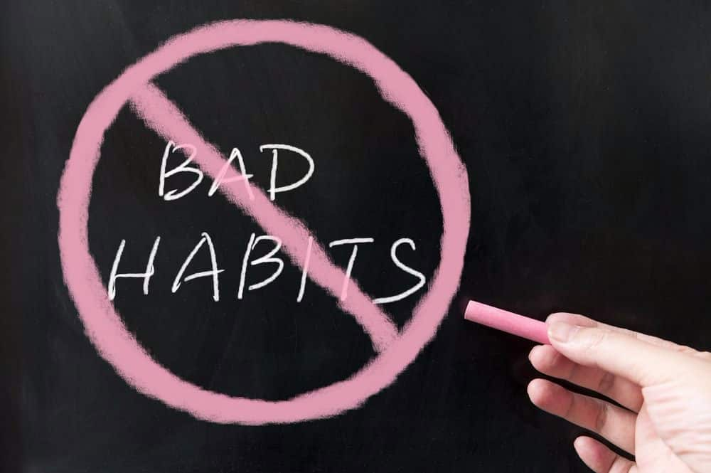 Avoiding Bad Habits