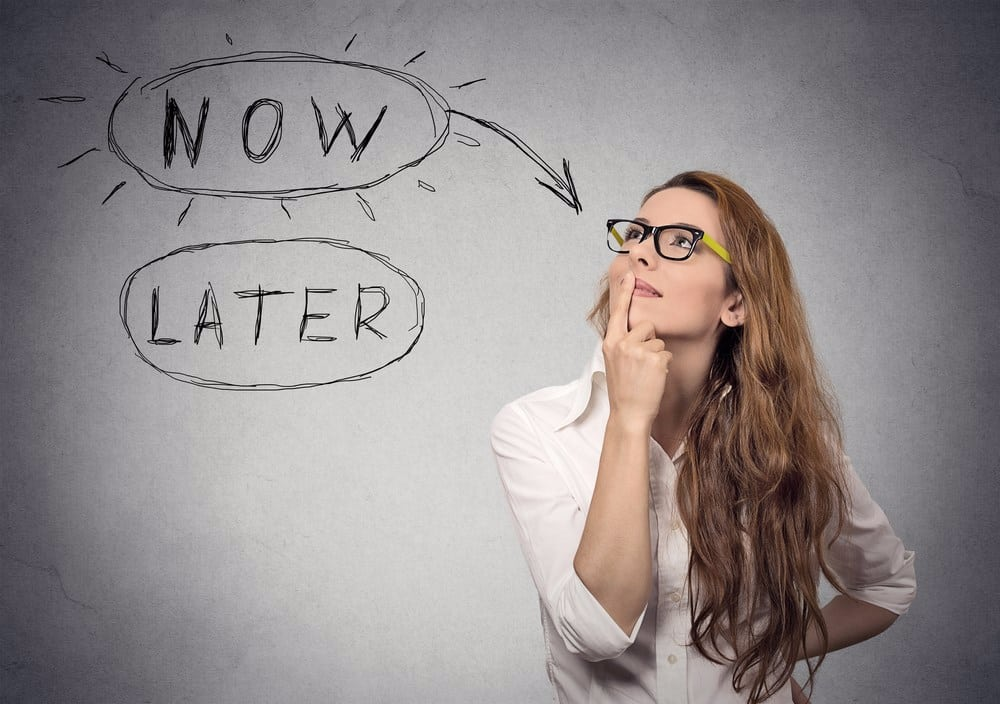 How Procrastination Causes You To Work Harder