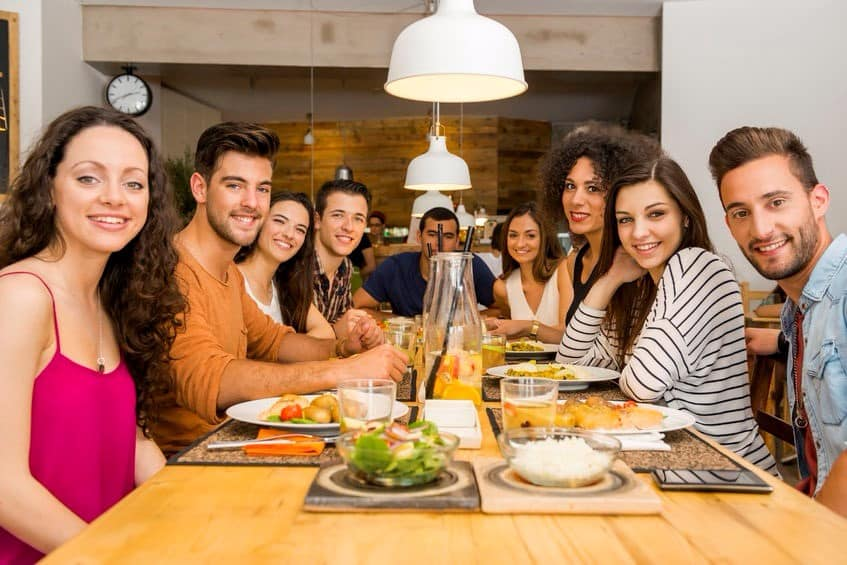 Shared Space, Millennials are more likely to live together than other generations. Groups of two to four roommates are common in rental properties